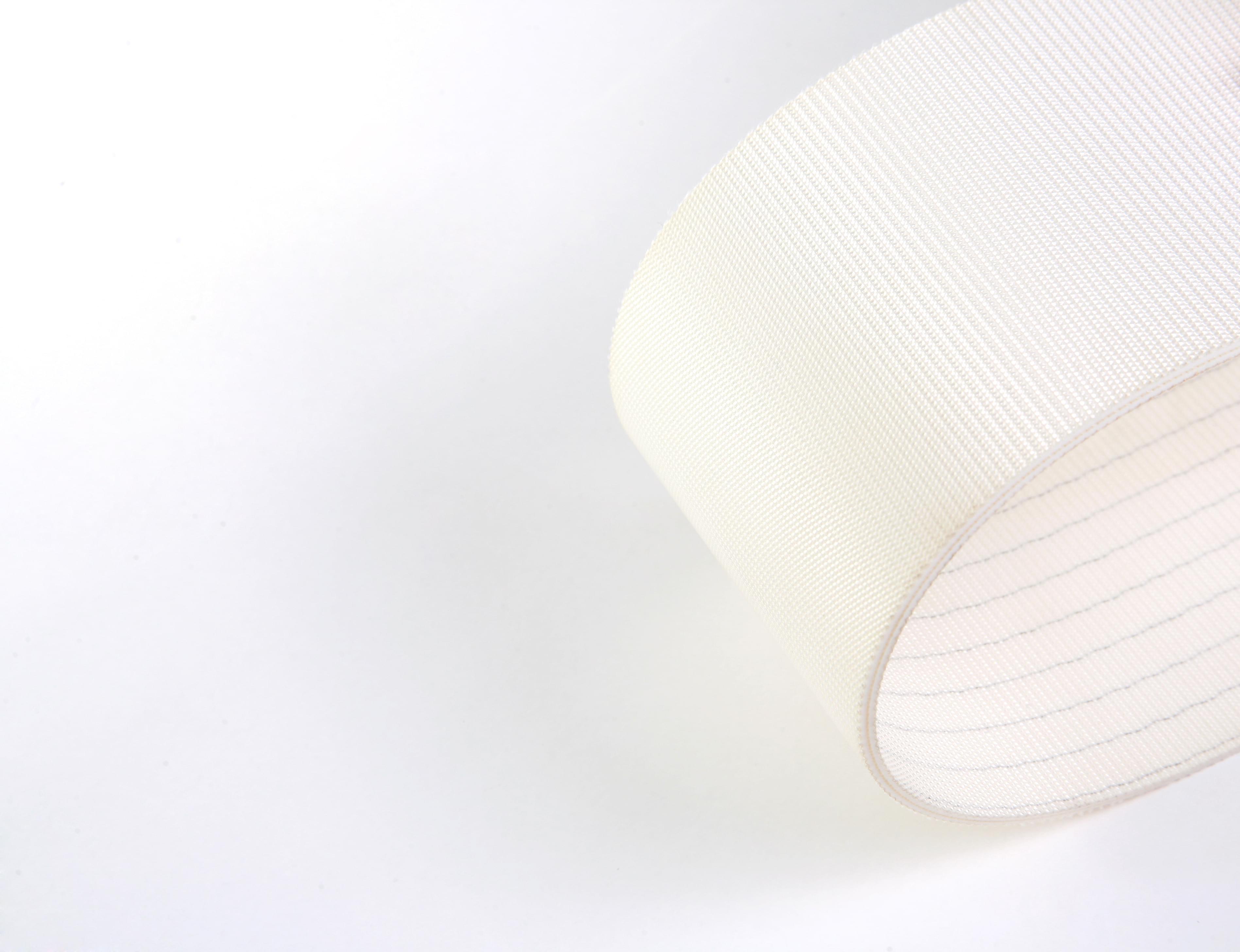 correia PVC com tecidos em algodão reforçado